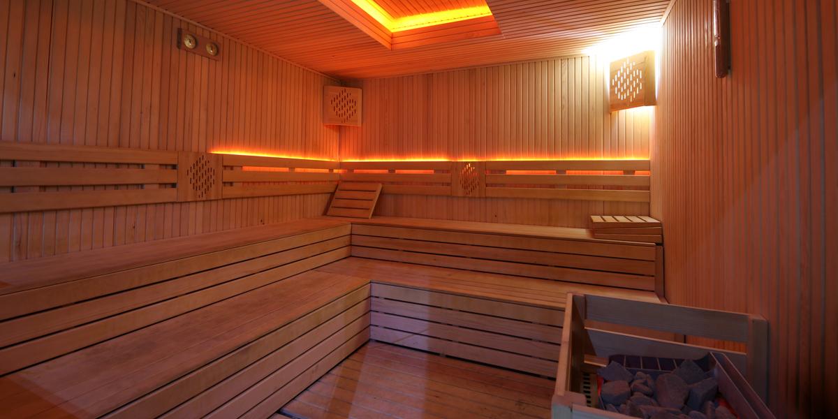 Vega - Sauna