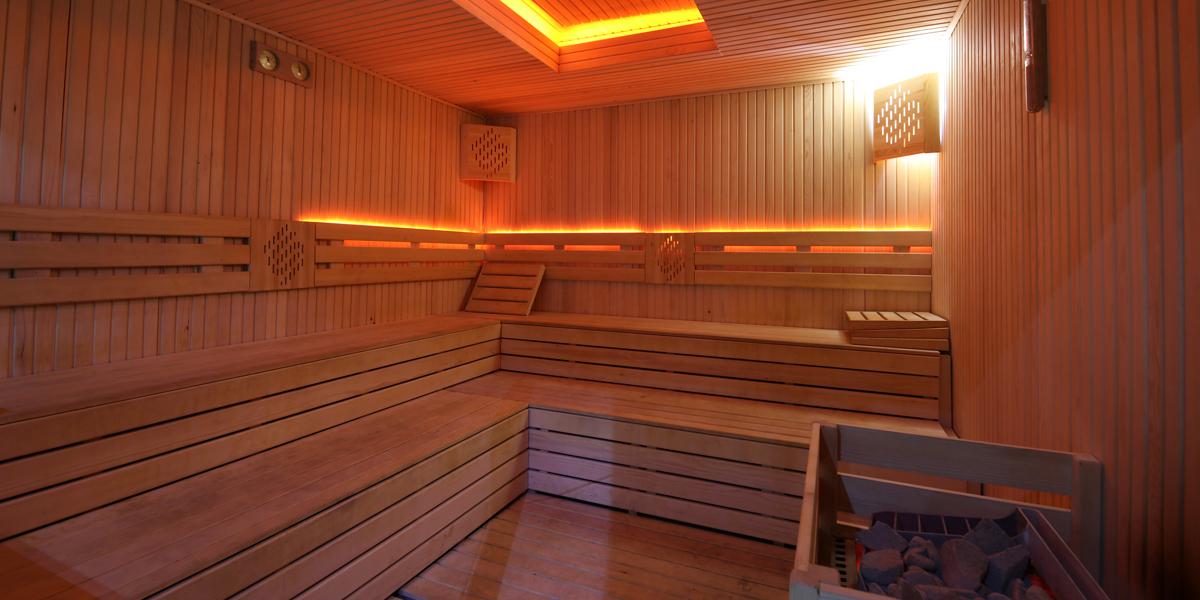 NurolPark - Sauna