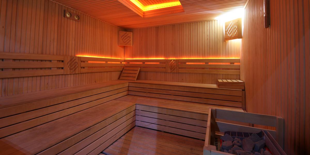 Metromall - Sauna